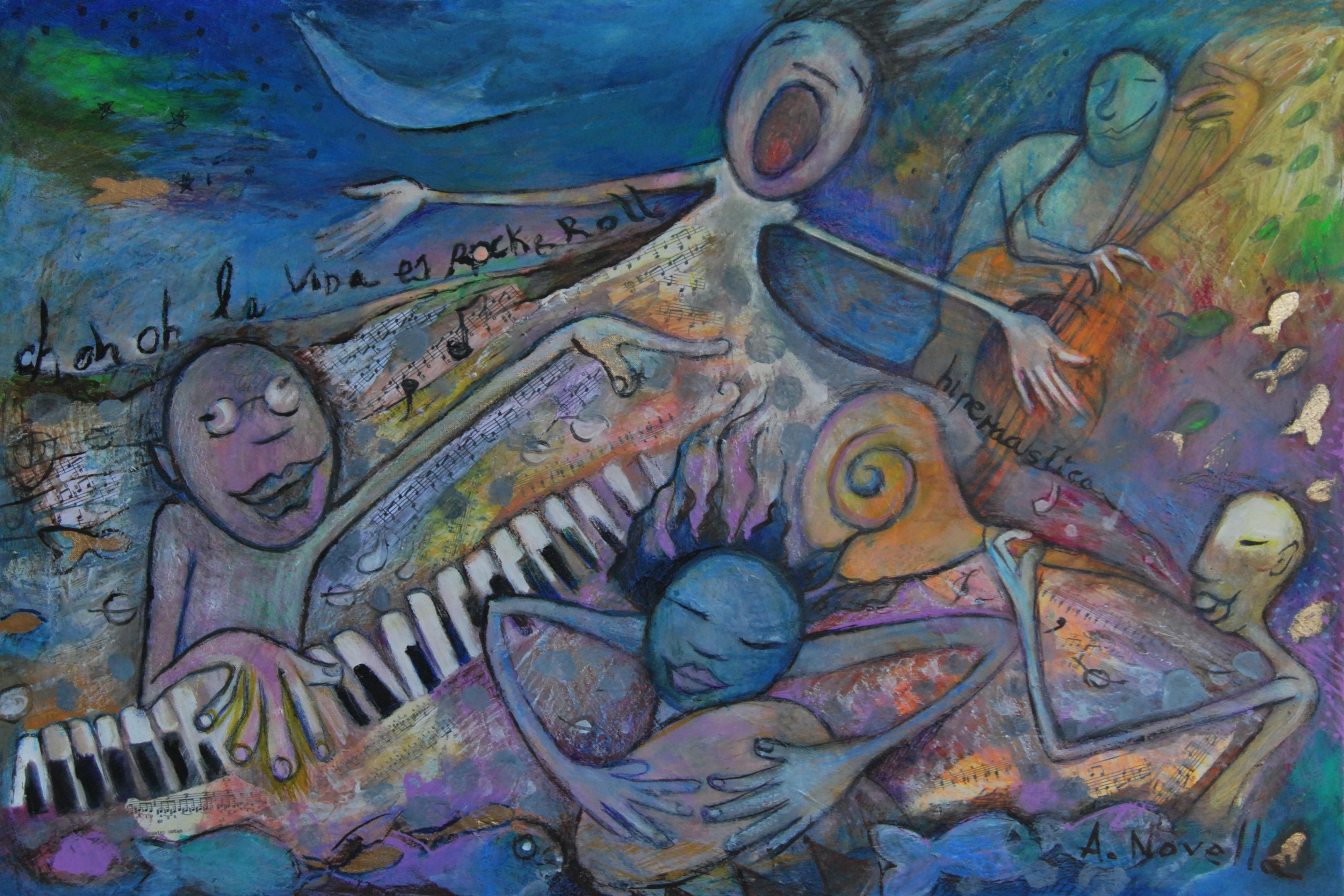 Programes D'inclusió Amb La Música