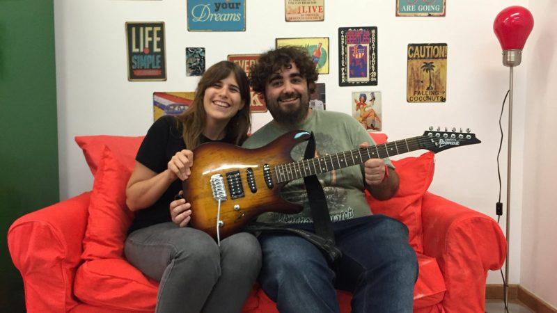 Banc Dinstruments Amacat Guitarra Electrica