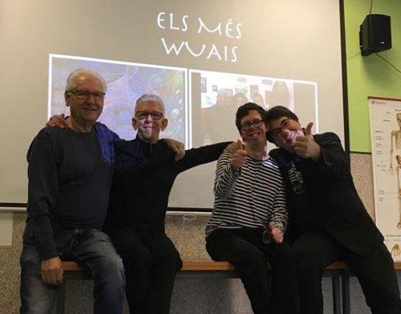 CEIP VilaParietes Inclusió Laboral Amb Música Els Més Wuais Síndrome De Williams 1 576×450